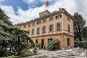 Italy, Rapallo, Fra' Robert Matthew Festing OBE (born 30 November 1949) is an English religious figure, friar, and the 79th Prince and Grand Master of the Sovereign Military Order of Malta.