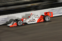Helio Castroneves, Sun Trust Indy Challenge, Richmond International Raceway, 7/12/2009