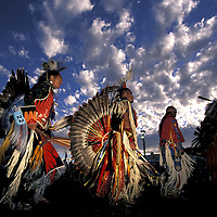 Pow Wow.Warm Springs Reservation.Oregon.USA