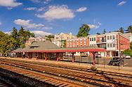 Train Station, Irvington, NY