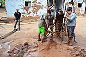 BPF Water Well Drilling Team in Yapiroa June 2013
