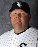 GLENDALE, AZ - MARCH 03:  Mark Parent of the Chicago White Sox poses for his official team headshot during photo day on March 3, 2012 at The Ballpark at Camelback Ranch in Glendale, Arizona. (Photo by Ron Vesely)   Subject:   Mark Parent