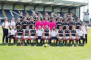 28-07-2016 Dundee FC photoshoot 2016-17