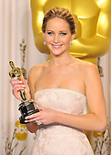 2/24/2013 - 2013 Academy Awards - Press Room