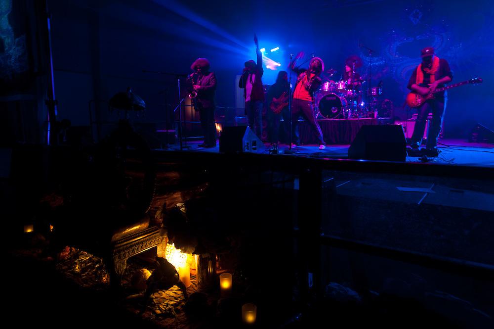See-I on Unity Stage @ Earthdance 2011