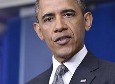 APR 16 2013 Obama delivers a statement on Boston Marathon explosions