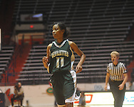 Ole Miss vs. Mississippi Valley State's Keke Fondon in women's college basketball action in Oxford, Miss. on Wednesday, December 15, 2010.