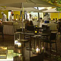 Boutique, luxury and trendy Hotel and Restaurant Charleston Santa Teresa.