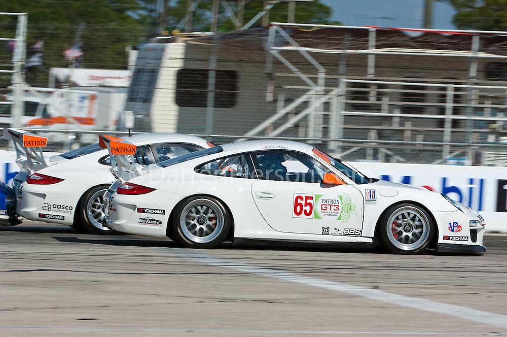 #65 Kelly-Moss Racing: Rob Walton