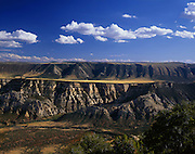 AA03480-03...COLORADO - View of Yampa Bench in Dinosaur National Monument.