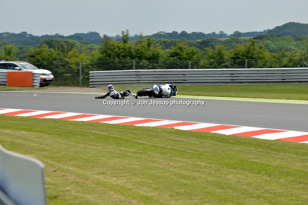 #77 Taylor MacKenzie Tyco Suzuki British Supersport