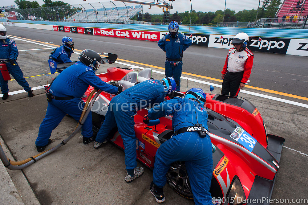 #38 Performance Tech Motorsports ORECA FLM09: James French, Jerome Mee, Conor Daly