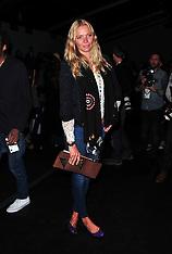 FEB 15 2013 London Fashion Week Celebs