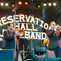Preservation Hall Jazz Band,Voodoo Experience Friday Nov 1, 2013