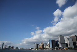 View spanning downtown Manhattan &amp; New Jersey.  9.18.2010<br /> <br /> Print Edition of 15.<br /> 20&quot; x 30&quot;<br /> Signed C-Print, archival.<br /> $1500