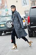 NY Fashion Week F/W 2016