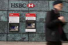 FEB 24 2014  HSBC bank reports profits