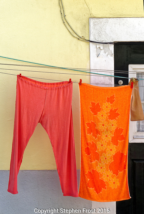 Soft Orange and Pink