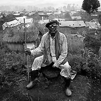 Life goes on - Congo refugees