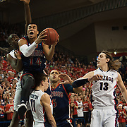 Gonzaga vs. St. Mary's in the Kennel.