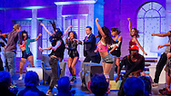 The Cast of Fame / The Alan Titchmarsh Show Live on ITV  25-02-2014.<br /> Image Can be licensed for use at www.rexfeatures.com
