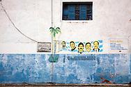 Revolutionary sign in Holguin, Cuba.