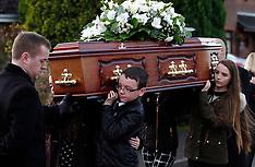 NOV 14 2014 Brendan Megraw funeral