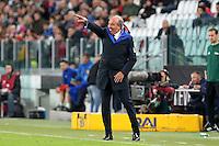 06.10.2016 - Torino - Qualificazioni Mondiali Russia 2016 - Italia-Spagna - Nella foto : Giampiero Ventura allenatore della nazionale italiana di calcio