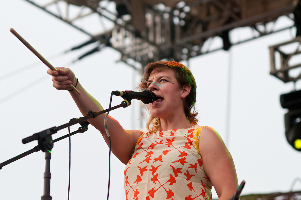 tUnE-YarDs at Lollapalooza