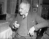 1953 - Mr. M. Norris, Old British Soldier, Foxrock, Dublin