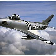 F-86A air-to-air