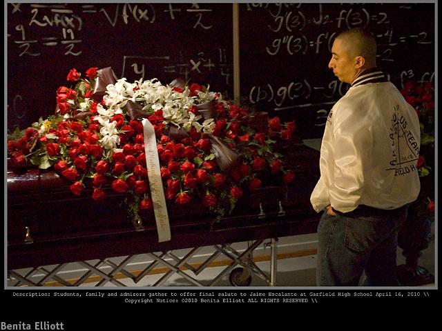 jaime escalante funeral - photo #14