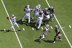 September 7, 2014: Oakland Raiders at New York Jets