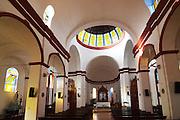 Catholic church in Charagua, Santa Cruz, Bolivia