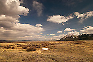 Red Rock Lakes National Wildlife Refuge, Centennial Mountains, Montana