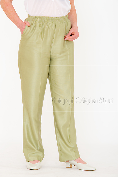 Woven Pant Aloe. Photo credit: Stephen A'Court.  COPYRIGHT ©Stephen A'Court