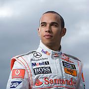 Exclusive Lewis Hamilton shoot