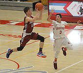 Bernalillo vs Sandia Prep Boys Basketball 02/07/17