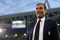 can - 09.05.2017 - Torino - Champions League Semifinale  -  Juventus-Monaco nella  foto: Massimiliano Allegri