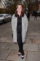 Jill Halfpenny attends A VIP Gala Performance of Matthew Bourne's Edward Scissorhands at Saddlers Wells Theatre, Rosebery Avenue, London on Sunday 7th December 2014