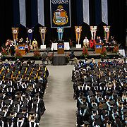Graduate Commencement held on May 9th in McCarthey Athletic Center (Photo by Gonzaga University)