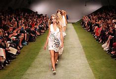 SEP 15 2013 Unique at London Fashion Week Spring-Summer 2014