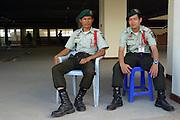 policemen Chiang Mai,  Thailand