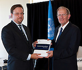 Interpeace Constitution Handbook Launch at United Nations