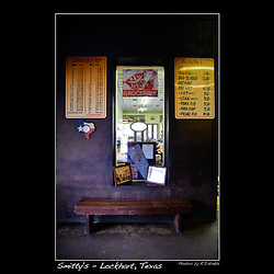 Smitty's Market, Lockhart, Texas
