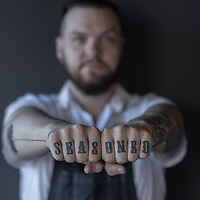 Watershed's new chef Jack Moore.(Jodi Miller)