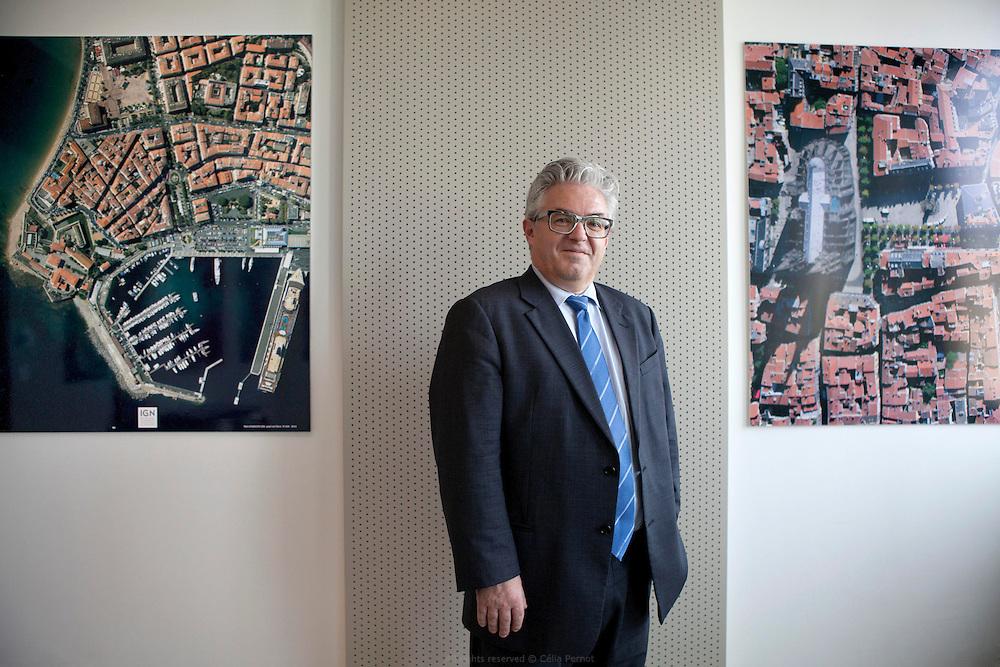 institut national de l'information géographique et forestière - pascal berteaud, directeur général