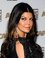 Fergie at the 2009 ASCAP Pop Awards at the Renaissance Hotel in Hollywood, April 22, 2009...Photo by Chris Walter/Photofeatures.