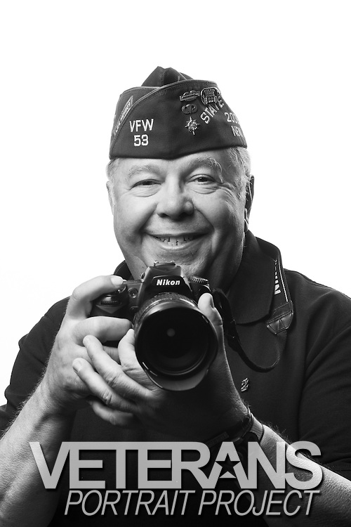 John Brunato<br /> Army<br /> SFC (E-7)<br /> Intelligence<br /> 1959-1980<br /> Vietnam<br /> <br /> Veterans Portrait Project<br /> Louisville, KY<br /> VFW Convention <br /> (Photos by Stacy L. Pearsall)