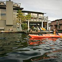 Seattle, Washington, Fall, 2005, Lake Union.